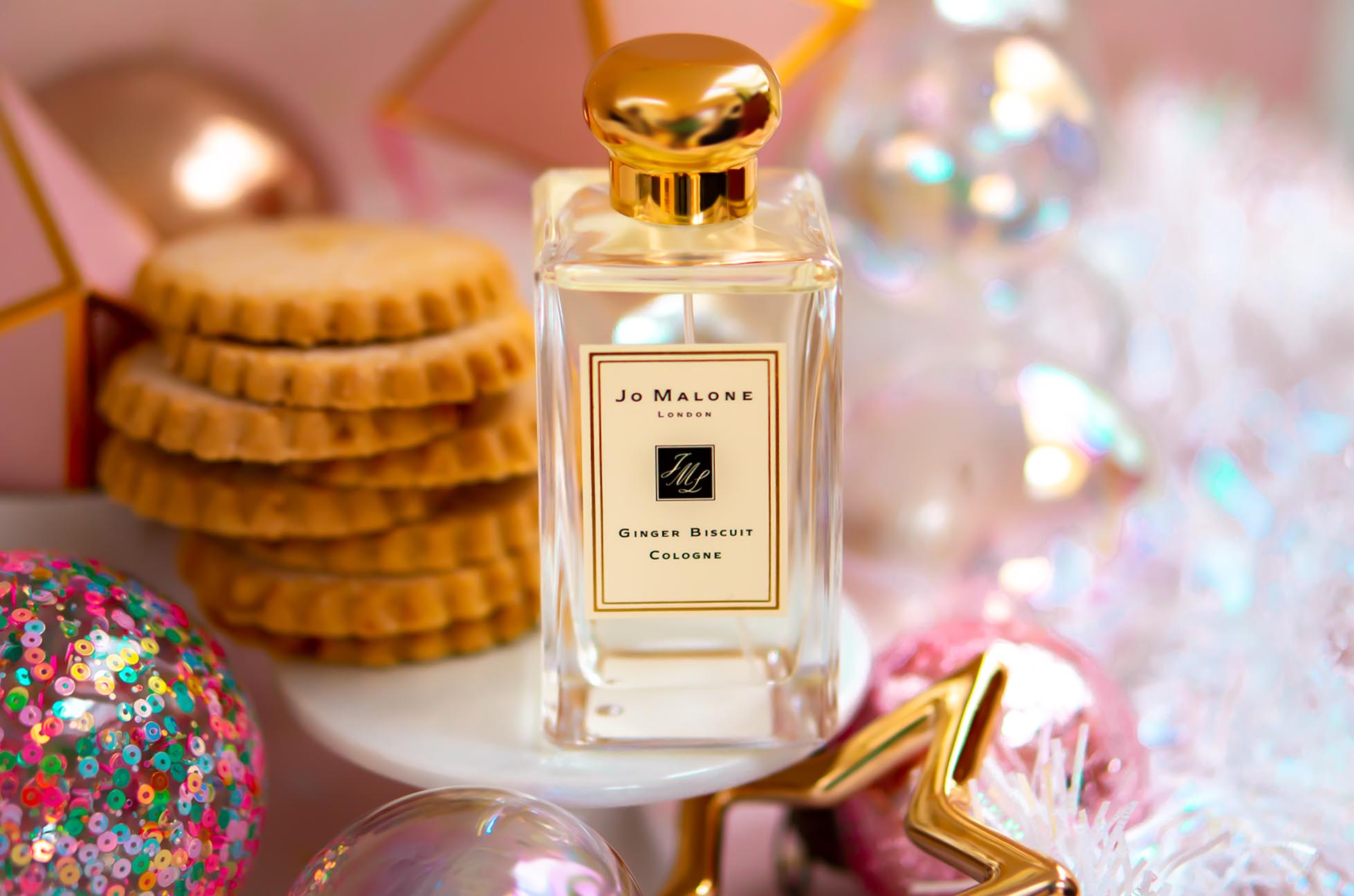 Jo Malone London Ginger Biscuit Cologne perfume Parfüm fragrance парфюм