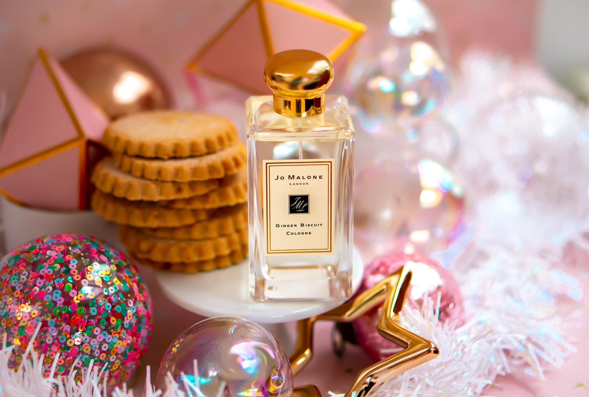 Jo Malone London Ginger Biscuit Cologne Parfüm Perfume Fragrance Duft парфюм
