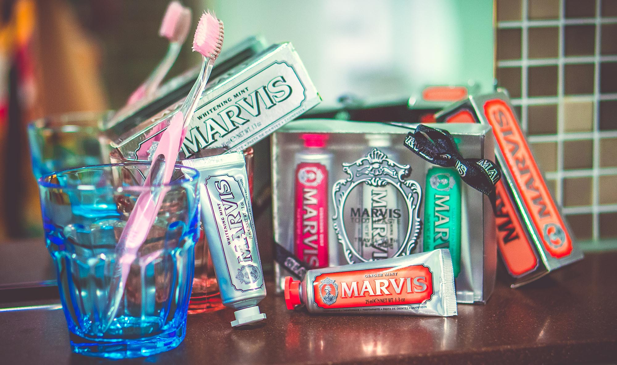 Marvis: хайп или крутые зубные пасты?