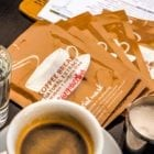 My SpaLife Coffee Break Cappuccino Sheet Masks