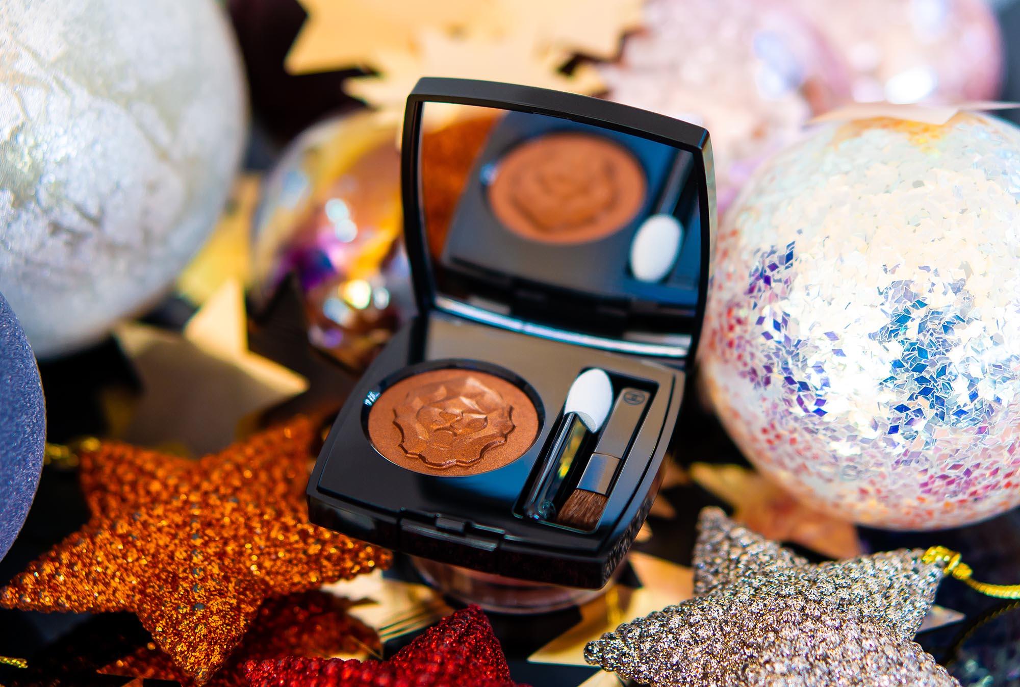Chanel Ombre Premiere 907 Cuivre Lame eye shadow Lidschatten тени для век Collection Libre
