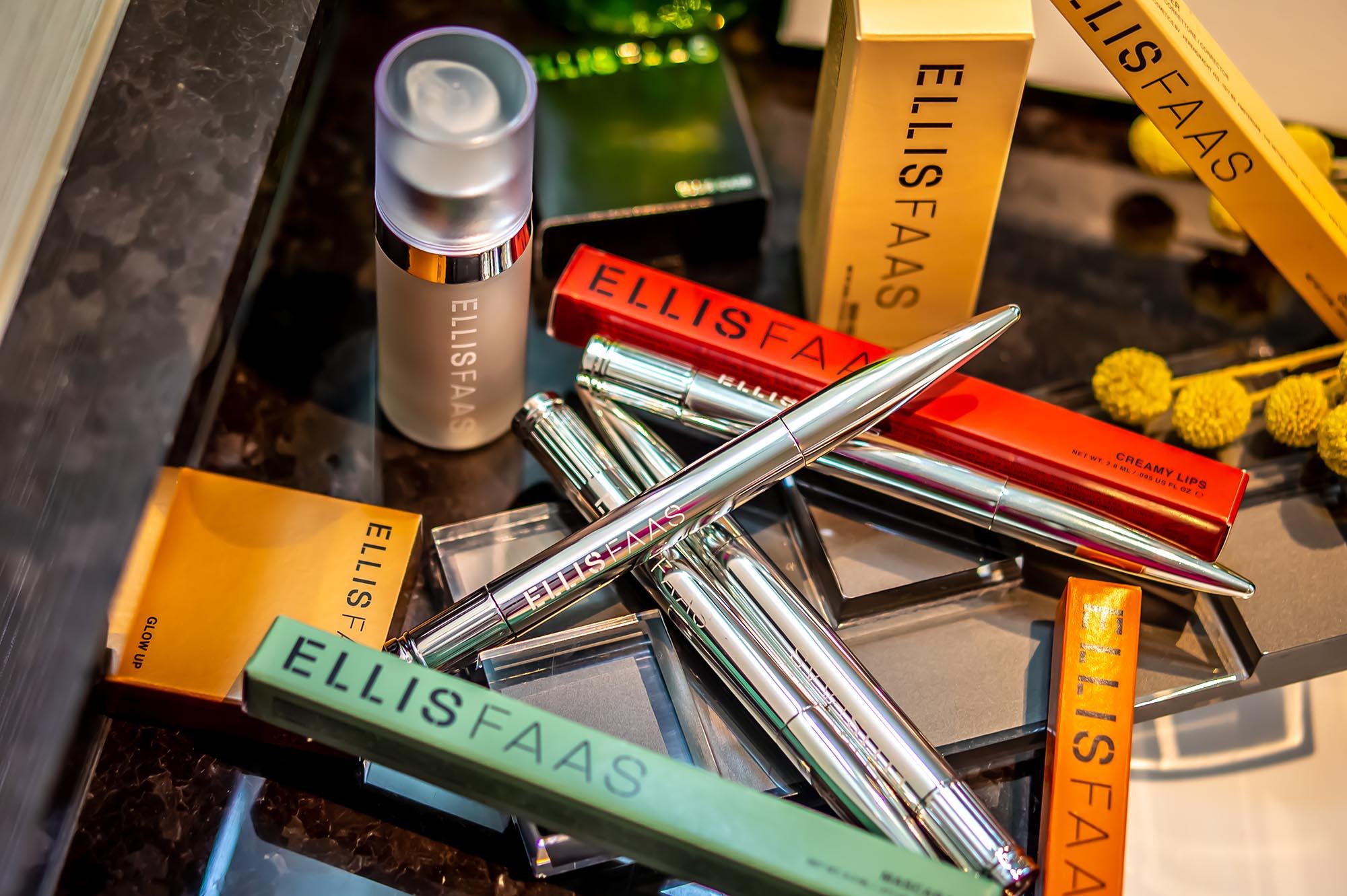 Das perfekte Rot für die Lippen: Ellis Red Creamy Lips Lippenstift von Ellis Faas