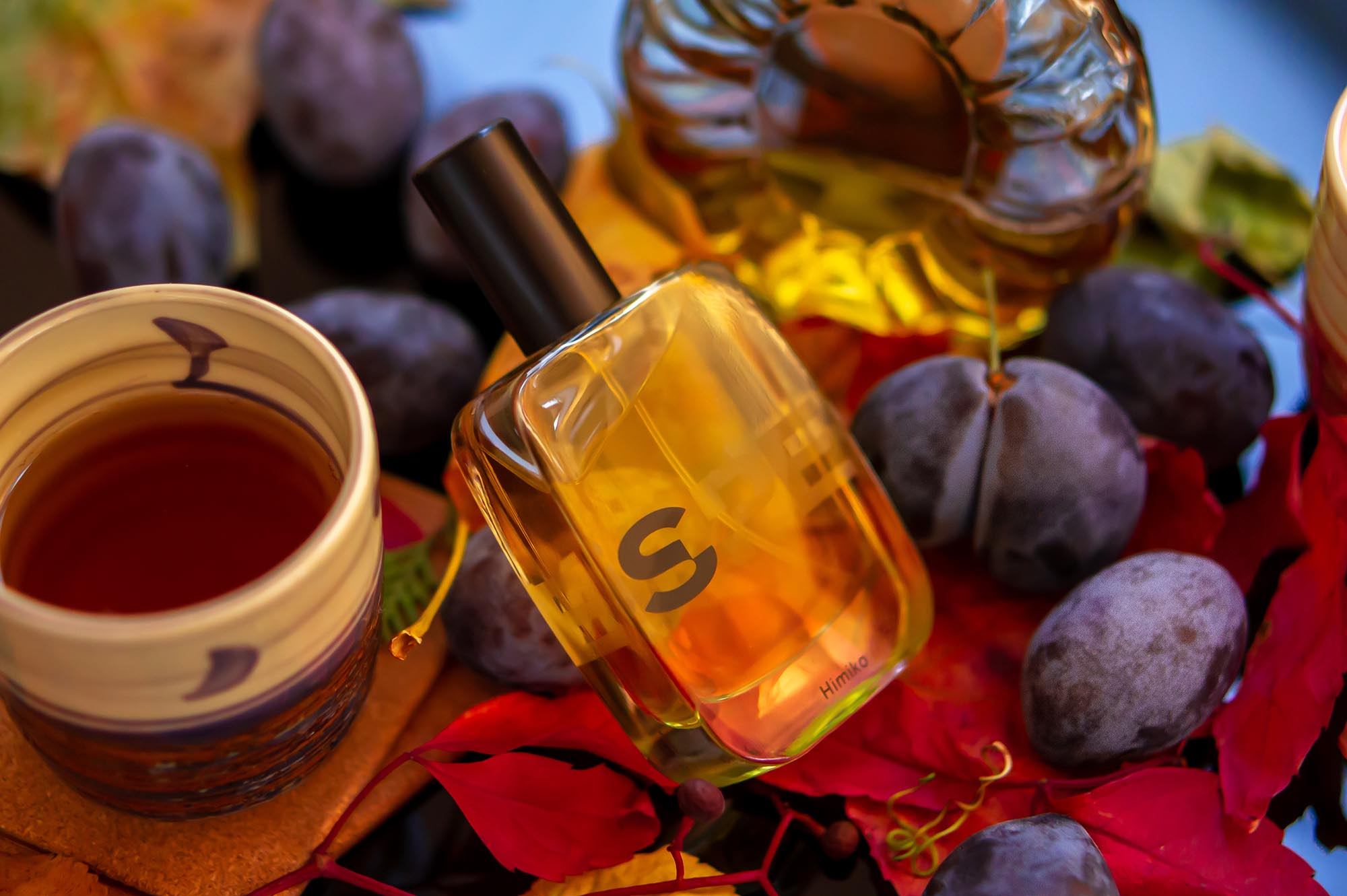 Pflaumen und Sake: Nischenduft Himiko von S-Perfume