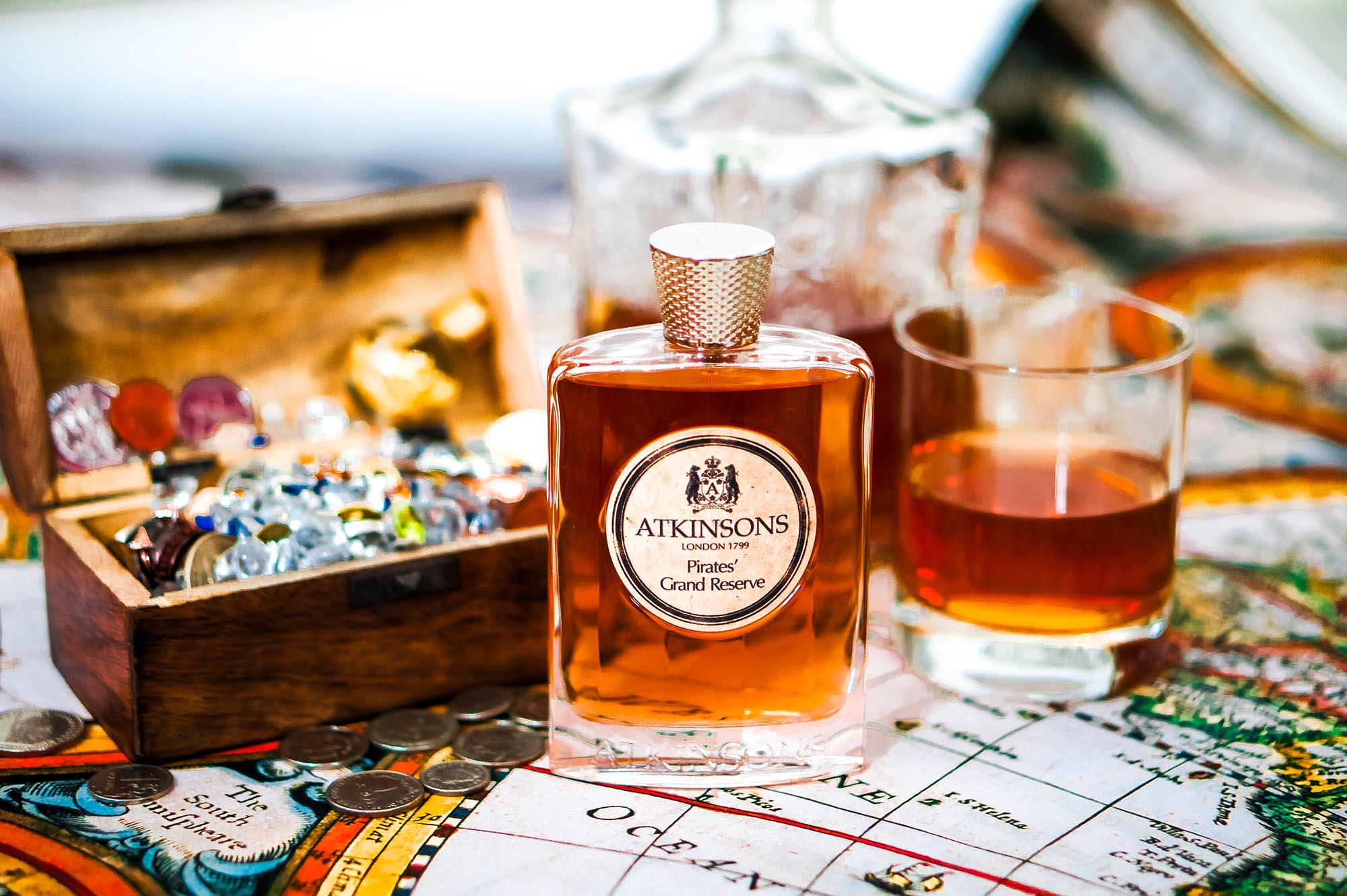 A Jolly Good Perfume: Atkinsons Pirates' Grand Reserve