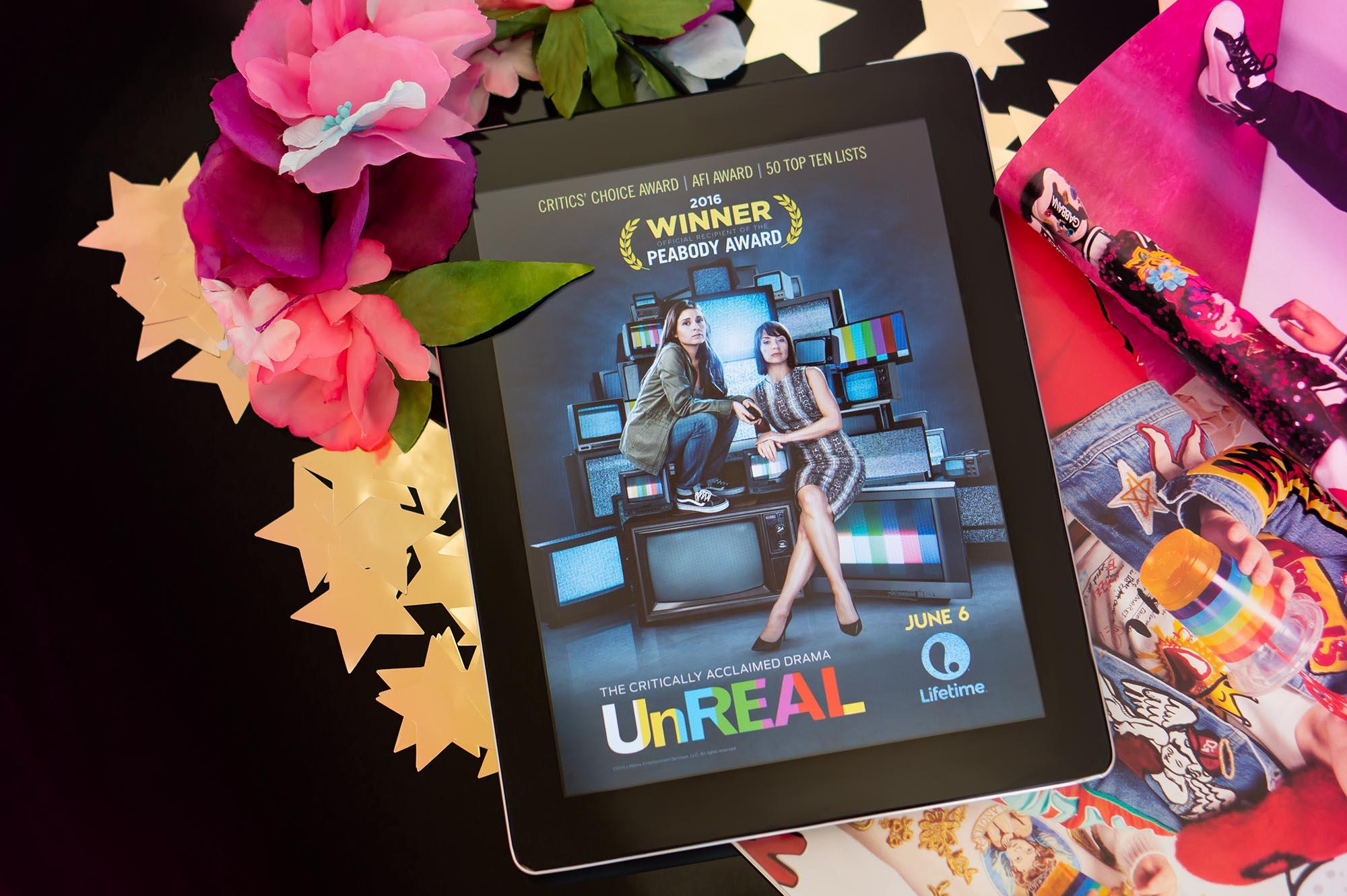 UnReal – Fernsehserie über Liebe und TV-Wahnsinn