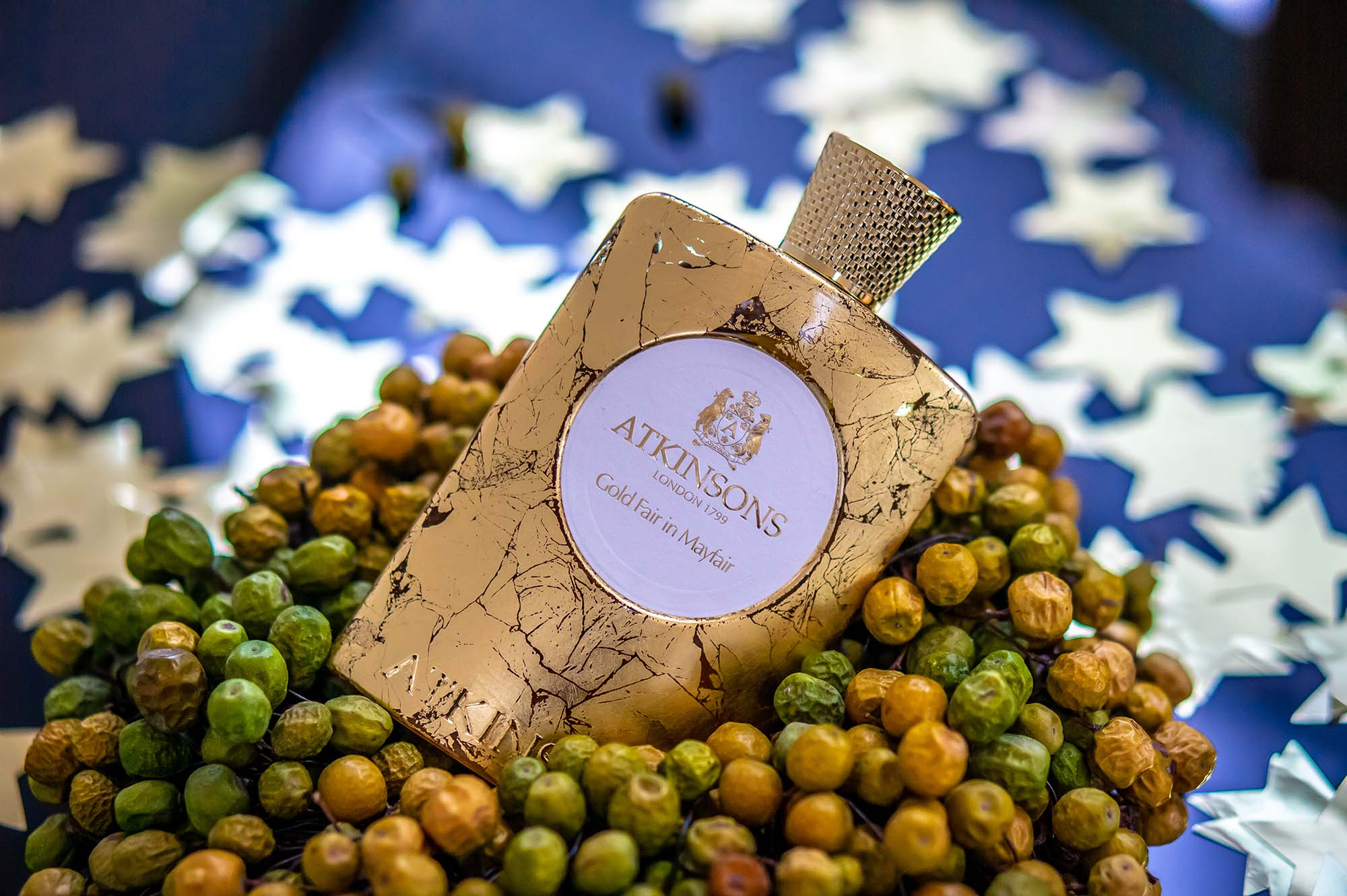Atkinsons Gold Fair in Mayfair perfume niche fragrance Duft Parfüm парфюм