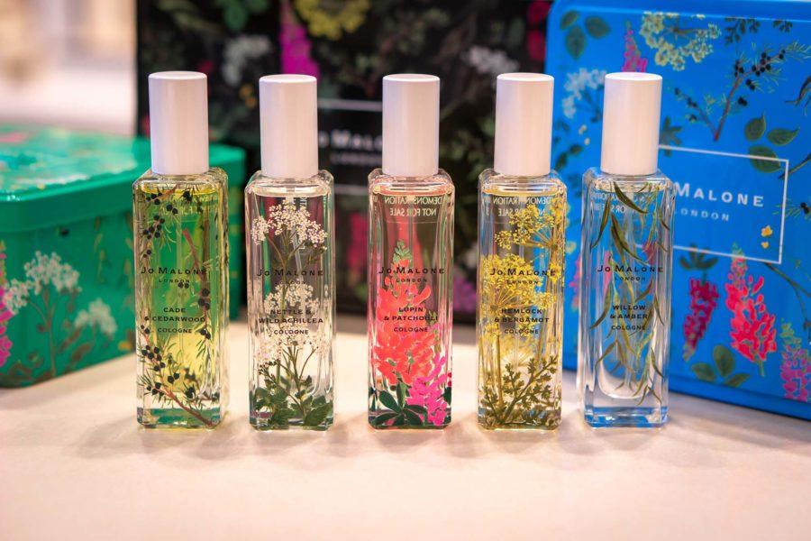 Jo Malone Wild Flowers & Weeds Hemlock Bergamot Cade Cedarwood Nettle Wild Achillea Willow Amber Lupin Patchouli perfume niche fragrance parfüm duft парфюм