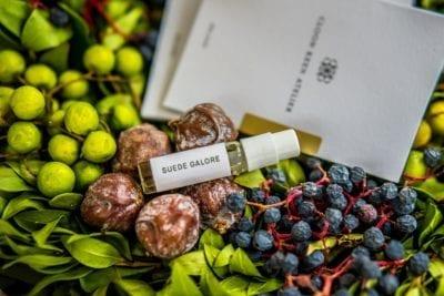 Cloon Keen Ateler Suede Galore niche perfume Parfüm парфюм