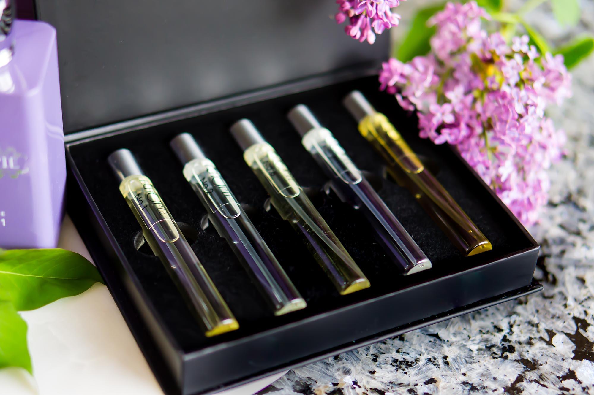 Eutopie travel set perfume niche fragrance Parfüm Nischenparfüm парфюм