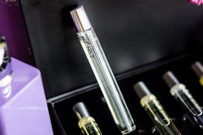 Eutopie No. 2 perfume niche fragrance travel set Parfüm Nischenparfüm парфюм