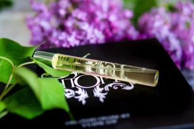 Eutopie No. 10 perfume niche fragrance travel set Parfüm Nischenparfüm парфюм