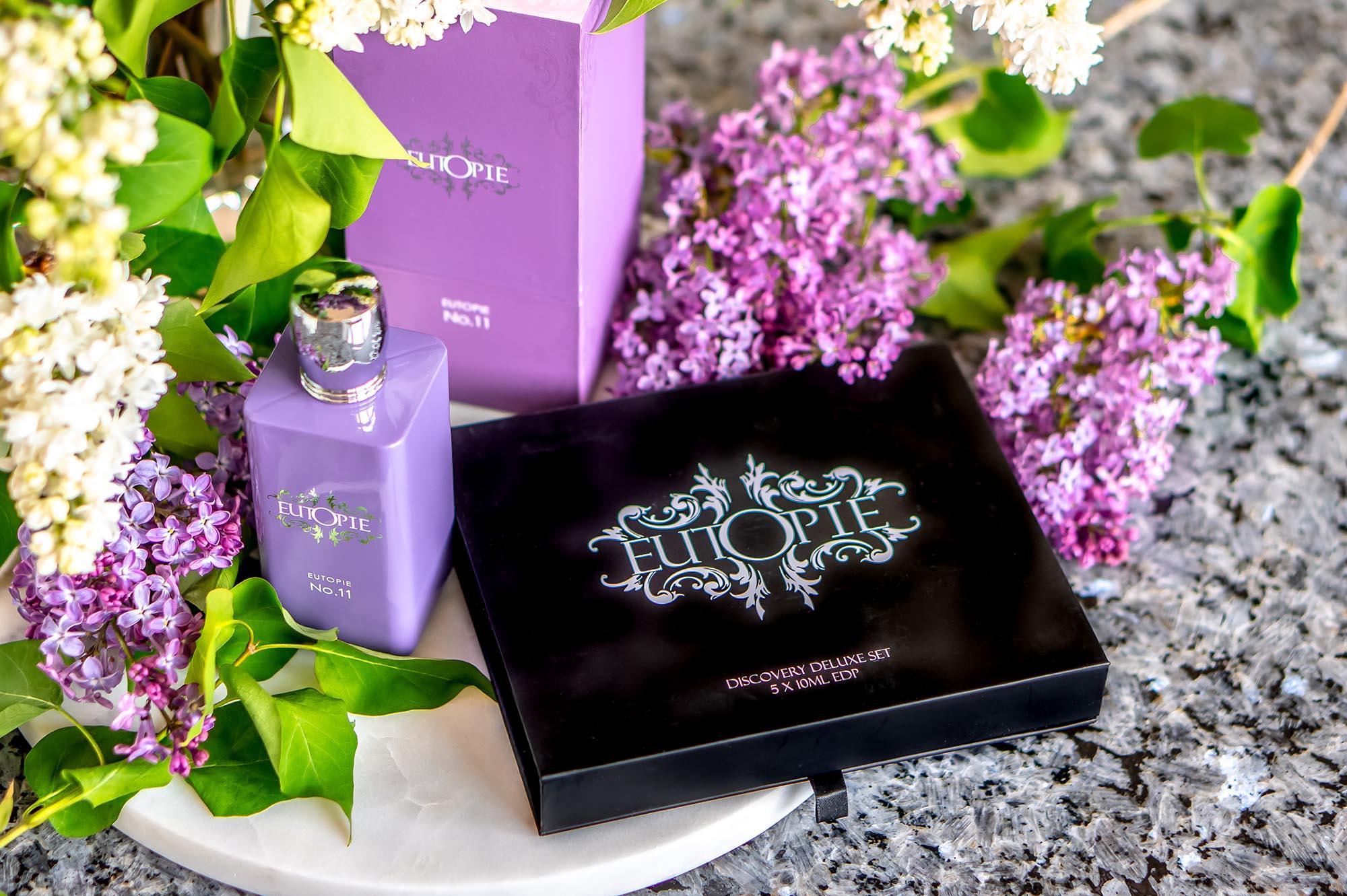 Eutopie: eine Parfümweltreise und mein Duftfavorit No. 11
