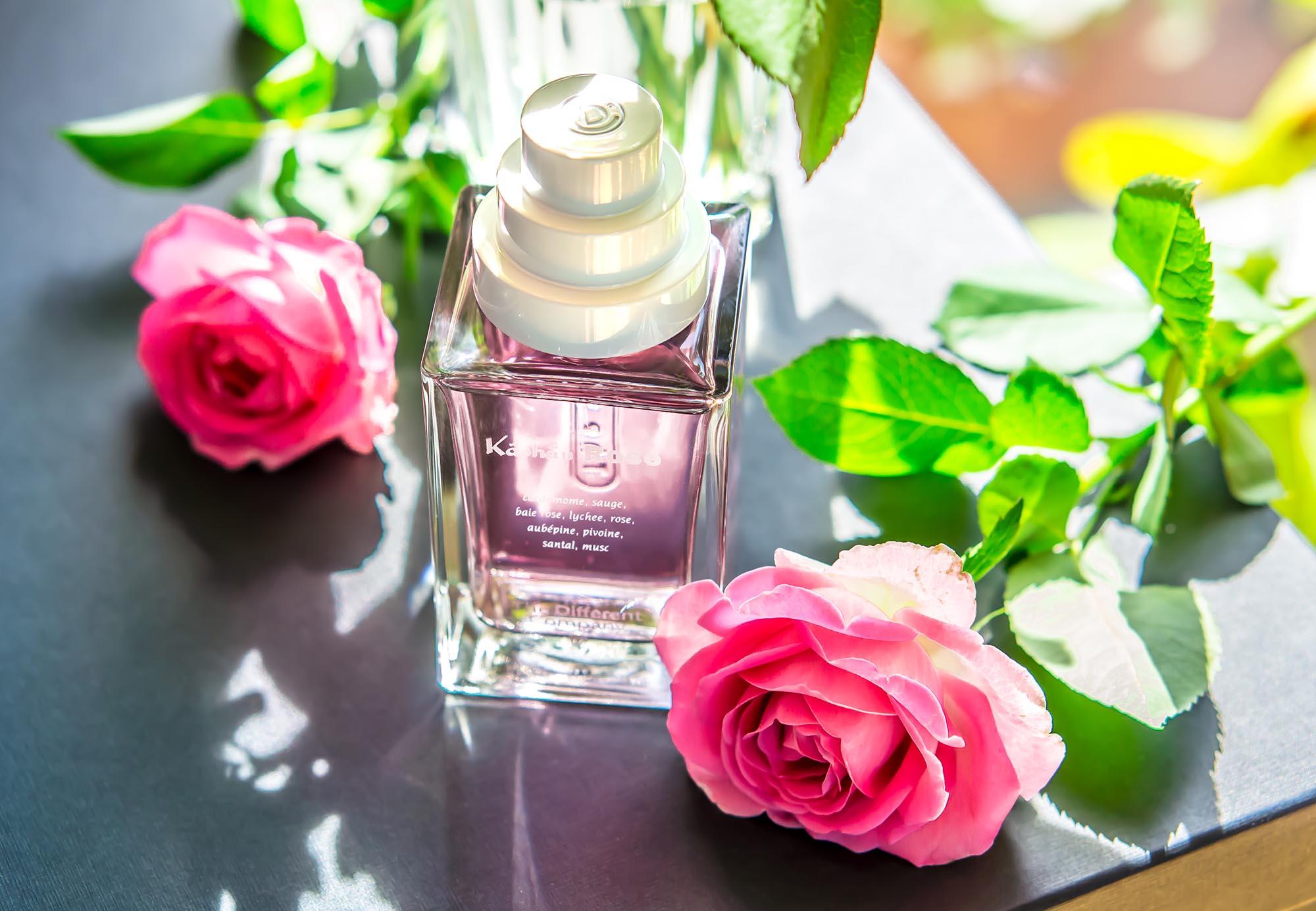 5 правил выбора парфюмерных подарков и Kashan Rose The Different Company