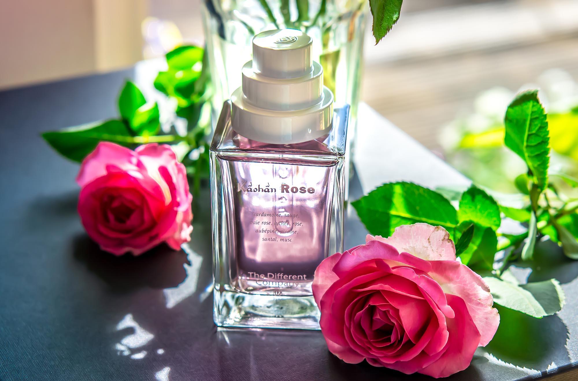 Parfüm zum Verschenken richtig auswählen – eine 5-Schritte-Anleitung & Kashan Rose von The Different Company