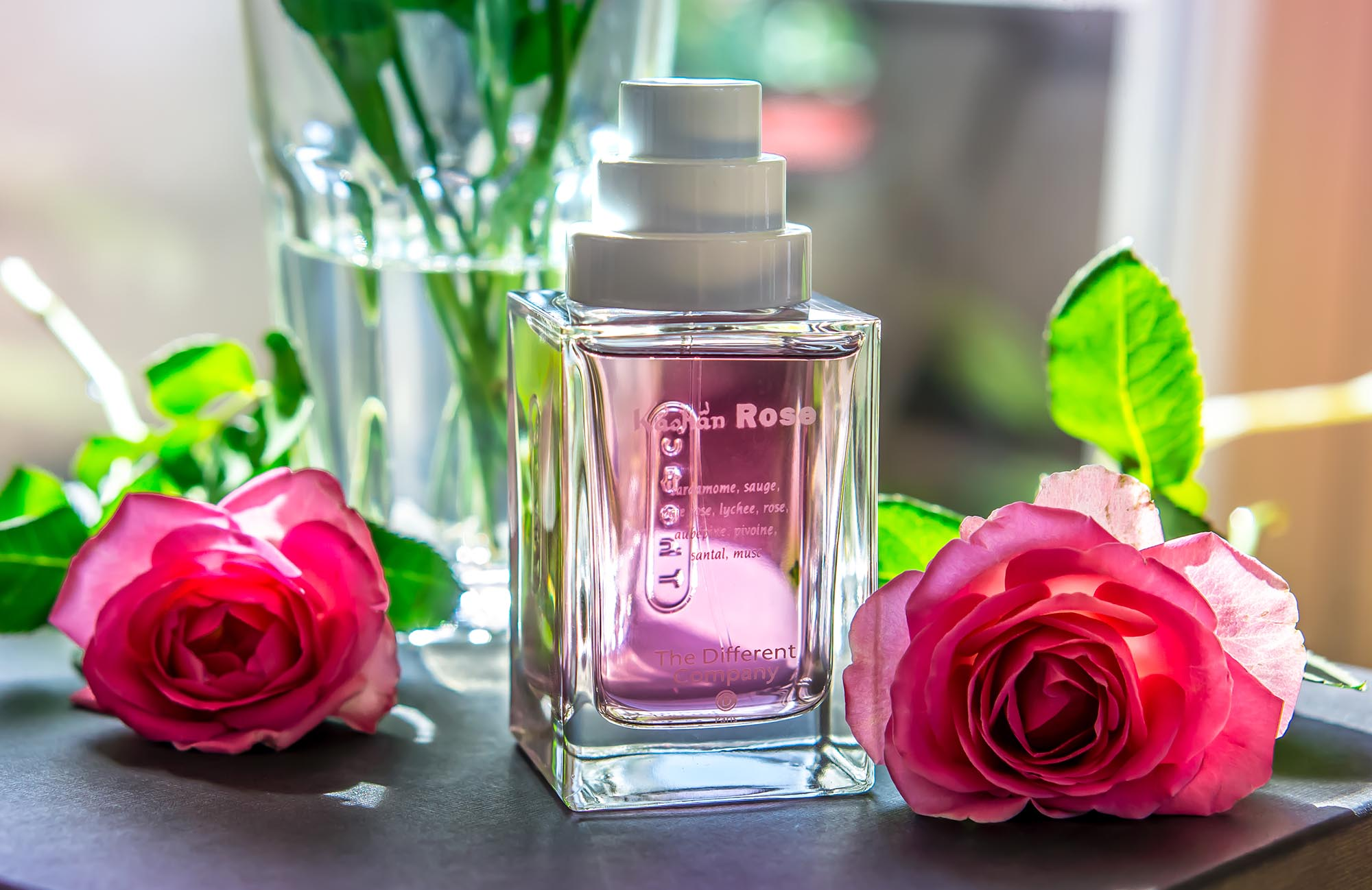 Kashan Rose The Different Company perfume niche fragrance Parfüm парфюм