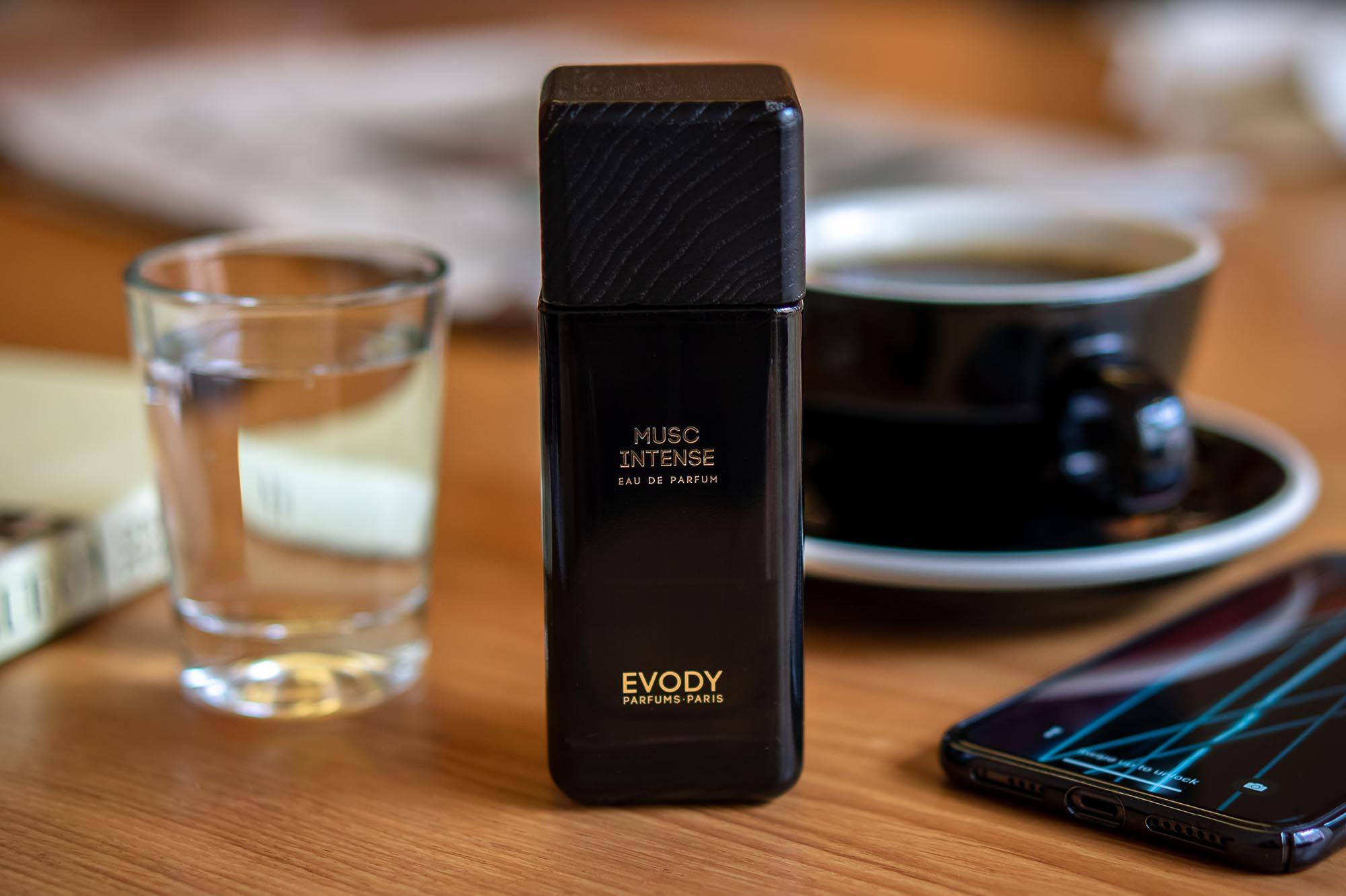 Evody Musc Intense perfume niche fragrance parfüm парфюм
