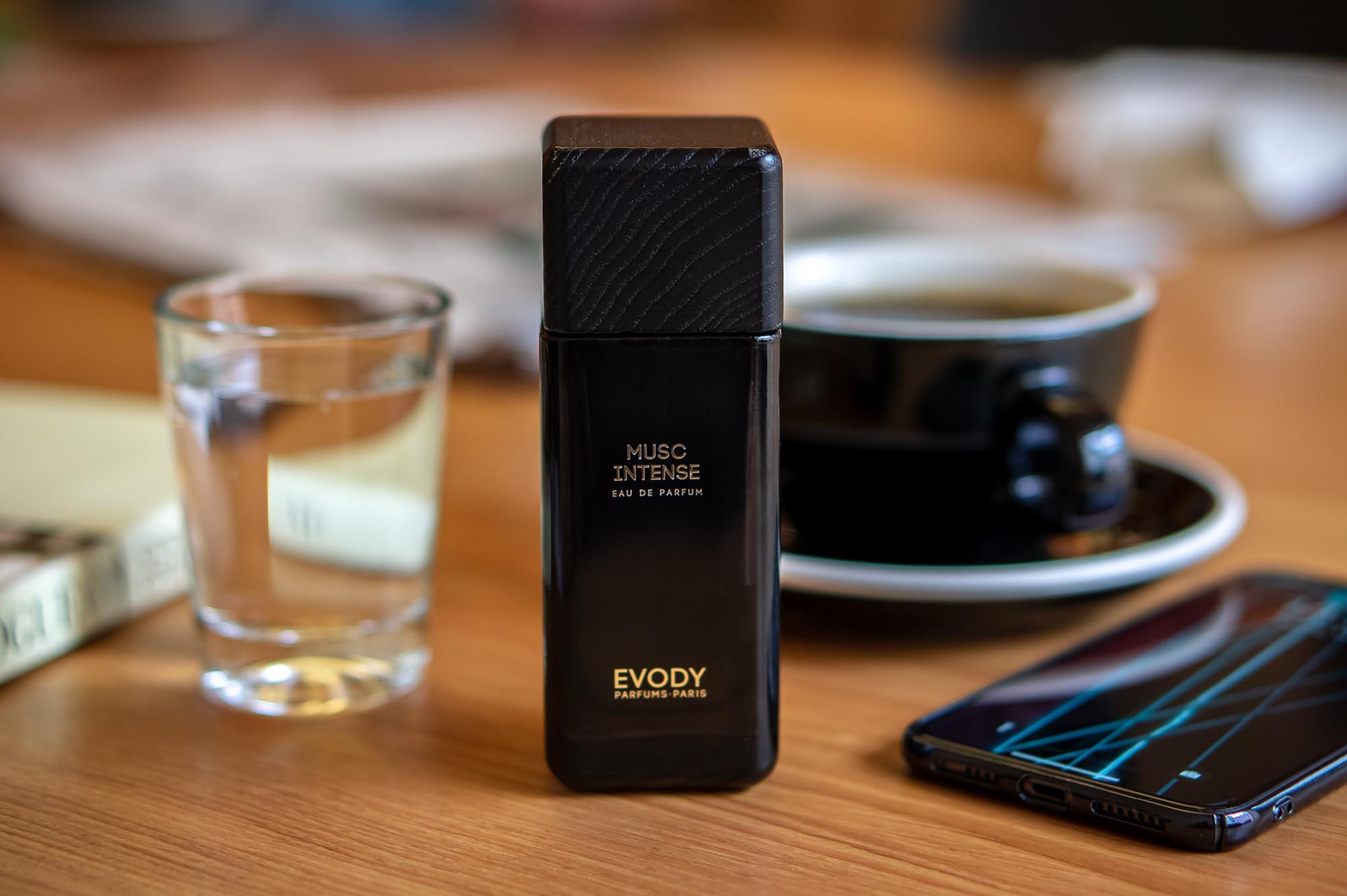 Evody Musc Intense perfume parfüm niche perfume nischenduft парфюм
