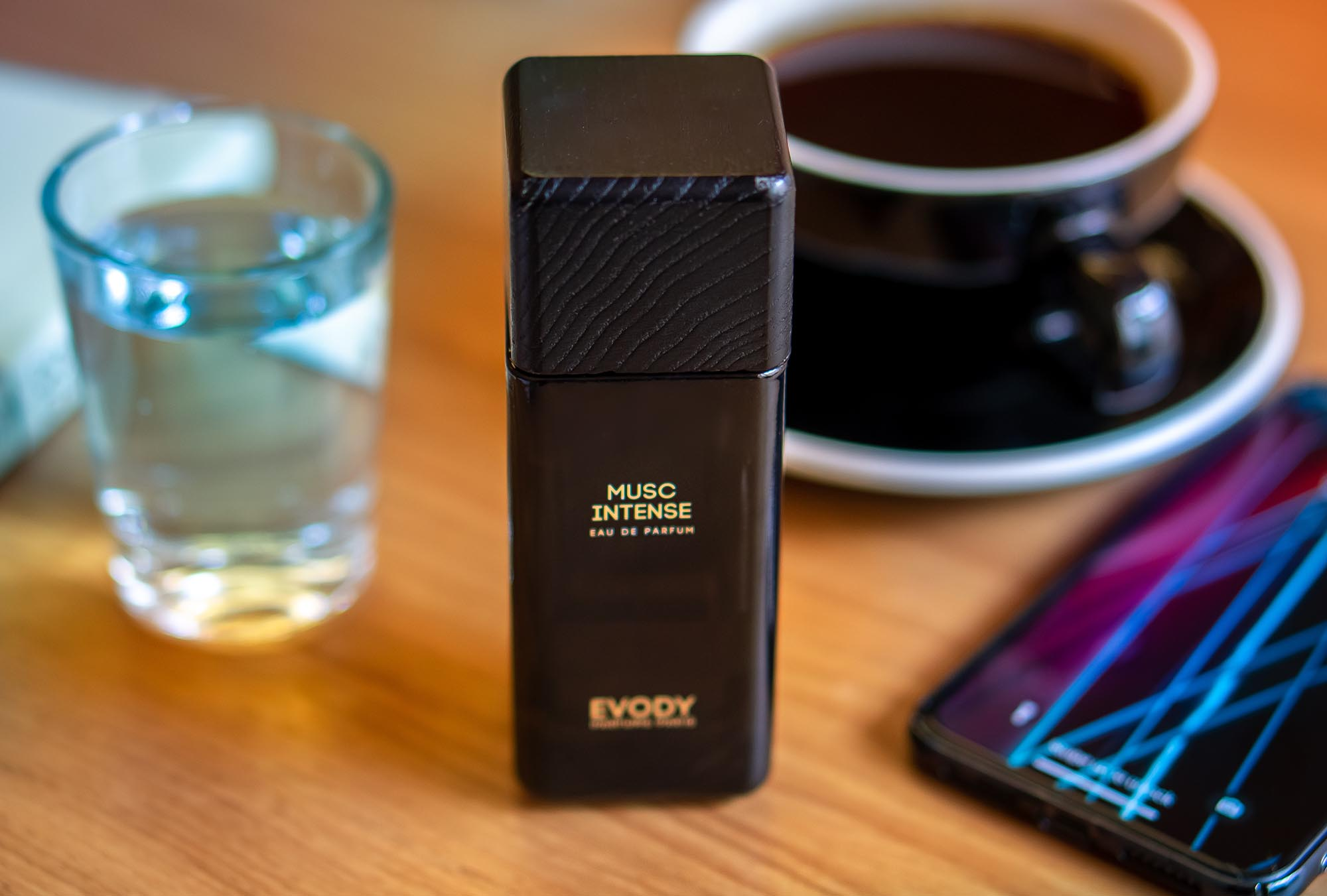 Ein intensiver Hauch von Nichts: Musc Intense von Evody Parfums