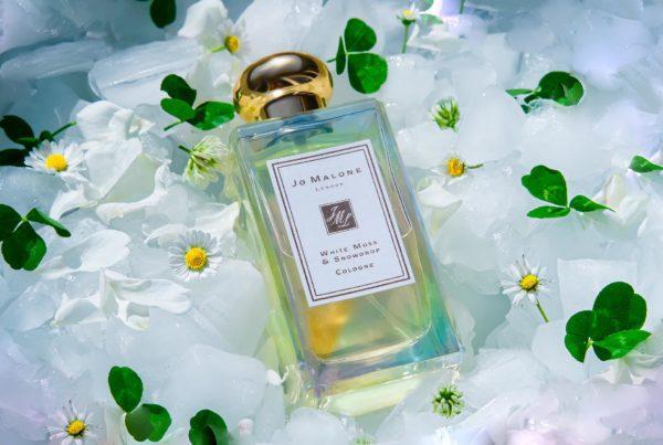 White Moss & Snowdrop Jo Malone London perfume niche fragrance cologne Parfüm Duft парфюм parfum