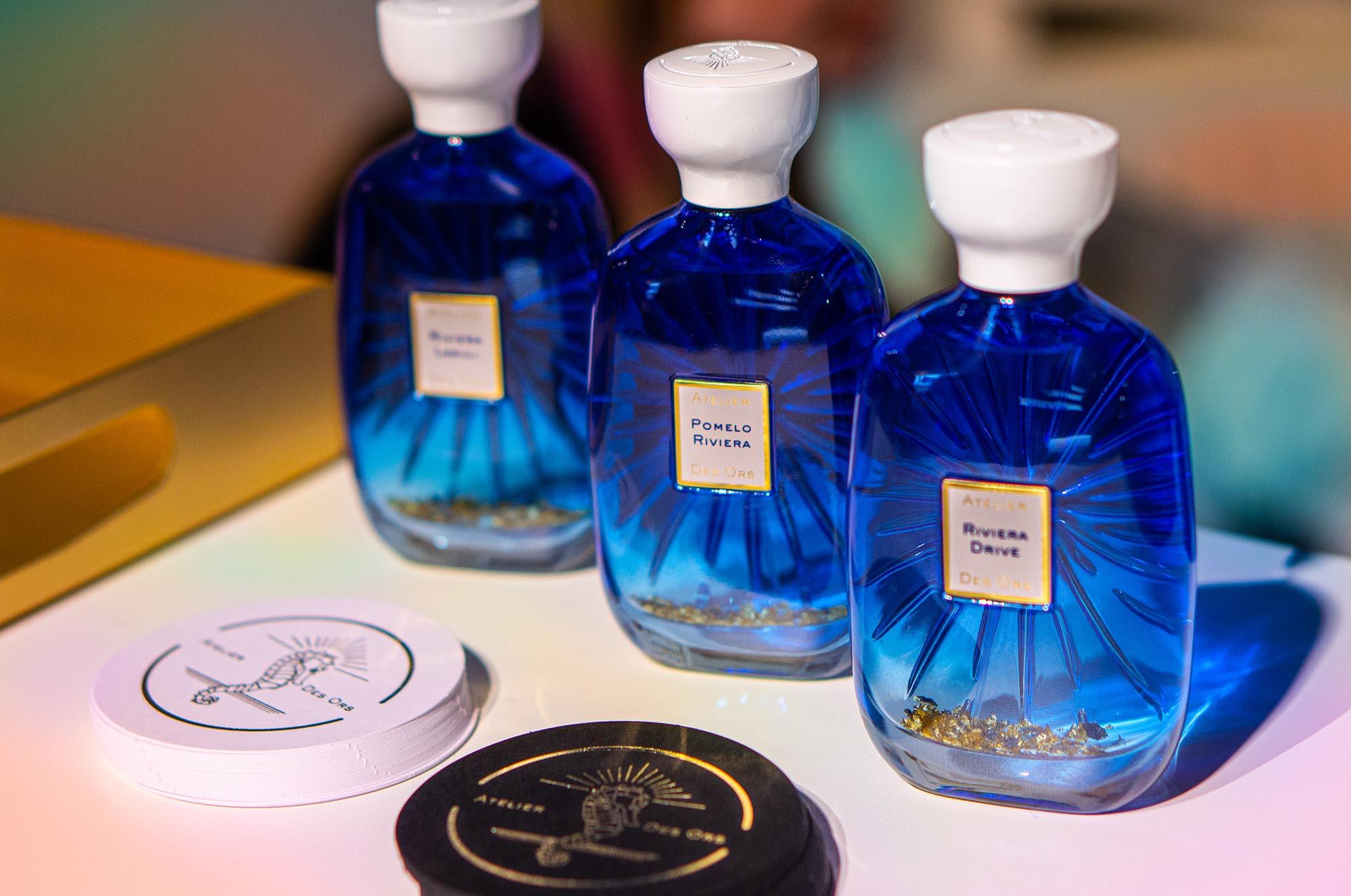 Atelier Des Ors Riviera Drive Riviera Lazuli Pomelo Riviera perfume niche fragrance parfüm Nischenduft парфюм духи нишевая парфюмерия