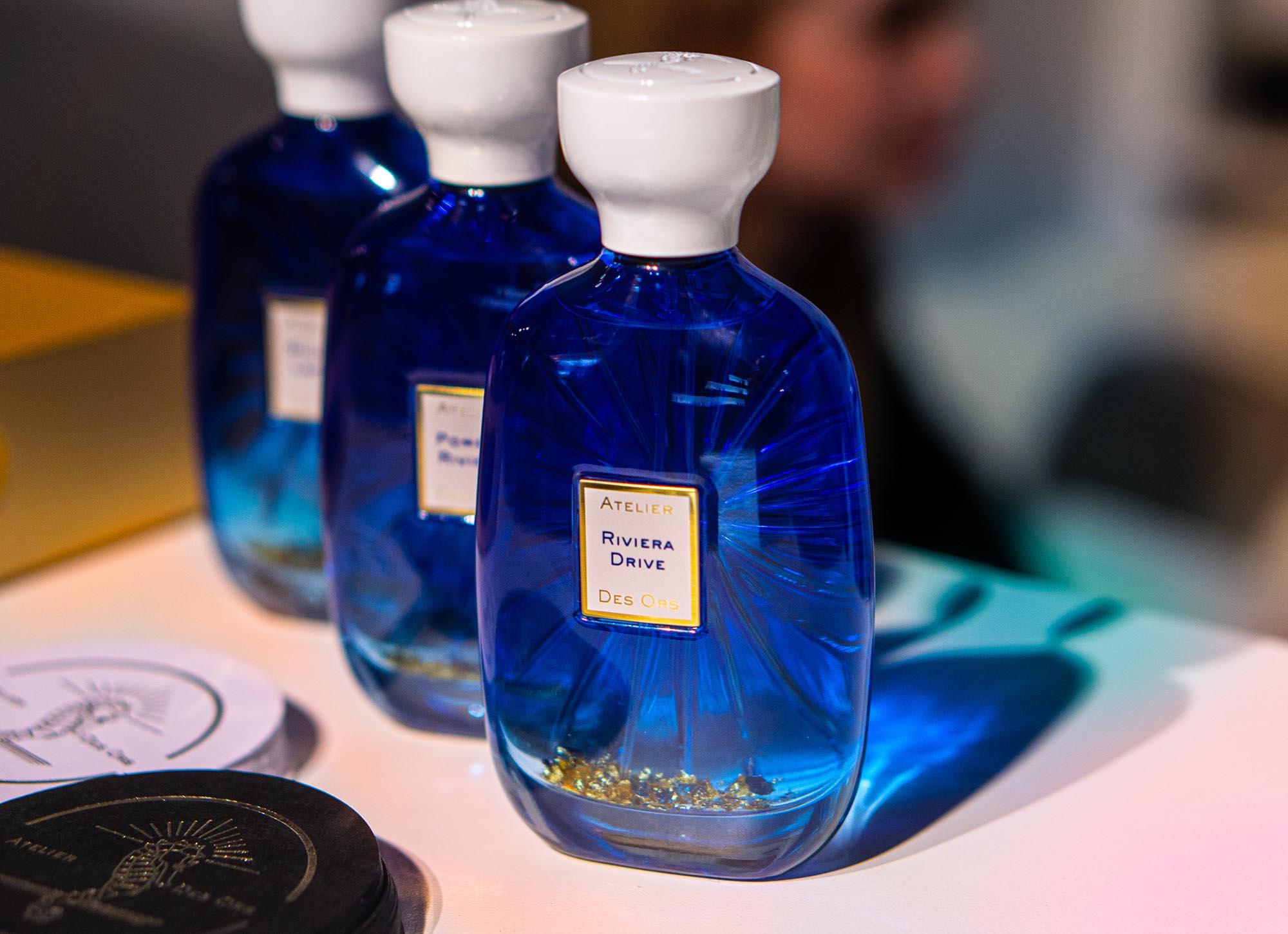 Sommer an der Riviera: Parfümtrio von Atelier Des Ors