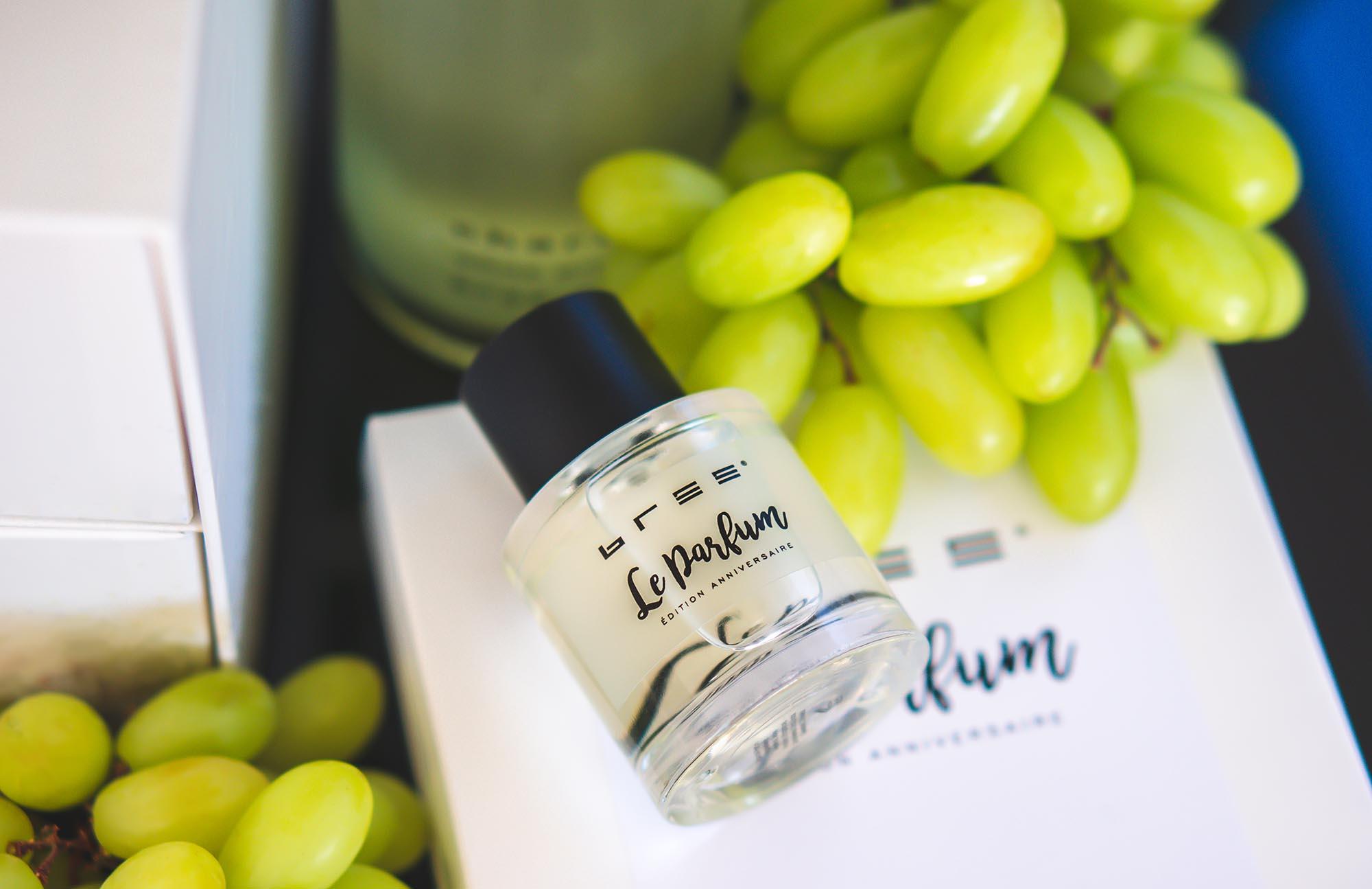 Verwandlung von Wein in Parfüm: Bree Le Parfum von Frau Tonis Parfum