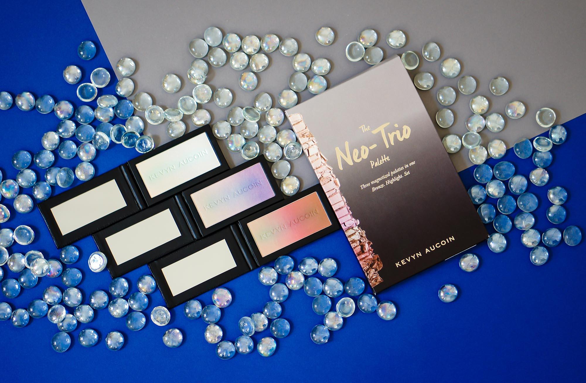 Bestseller von Kevyn Aucoin: Neo-Limelight, Neo-Bronzer & Neo-Setting Powder