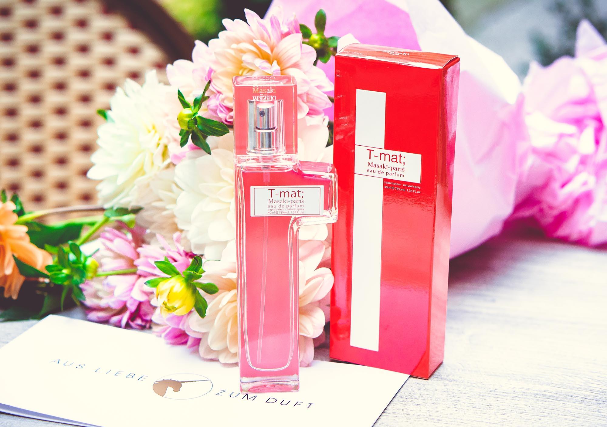 Japan meets Fashion: T-mat; Parfüm von Masaki Matsushima
