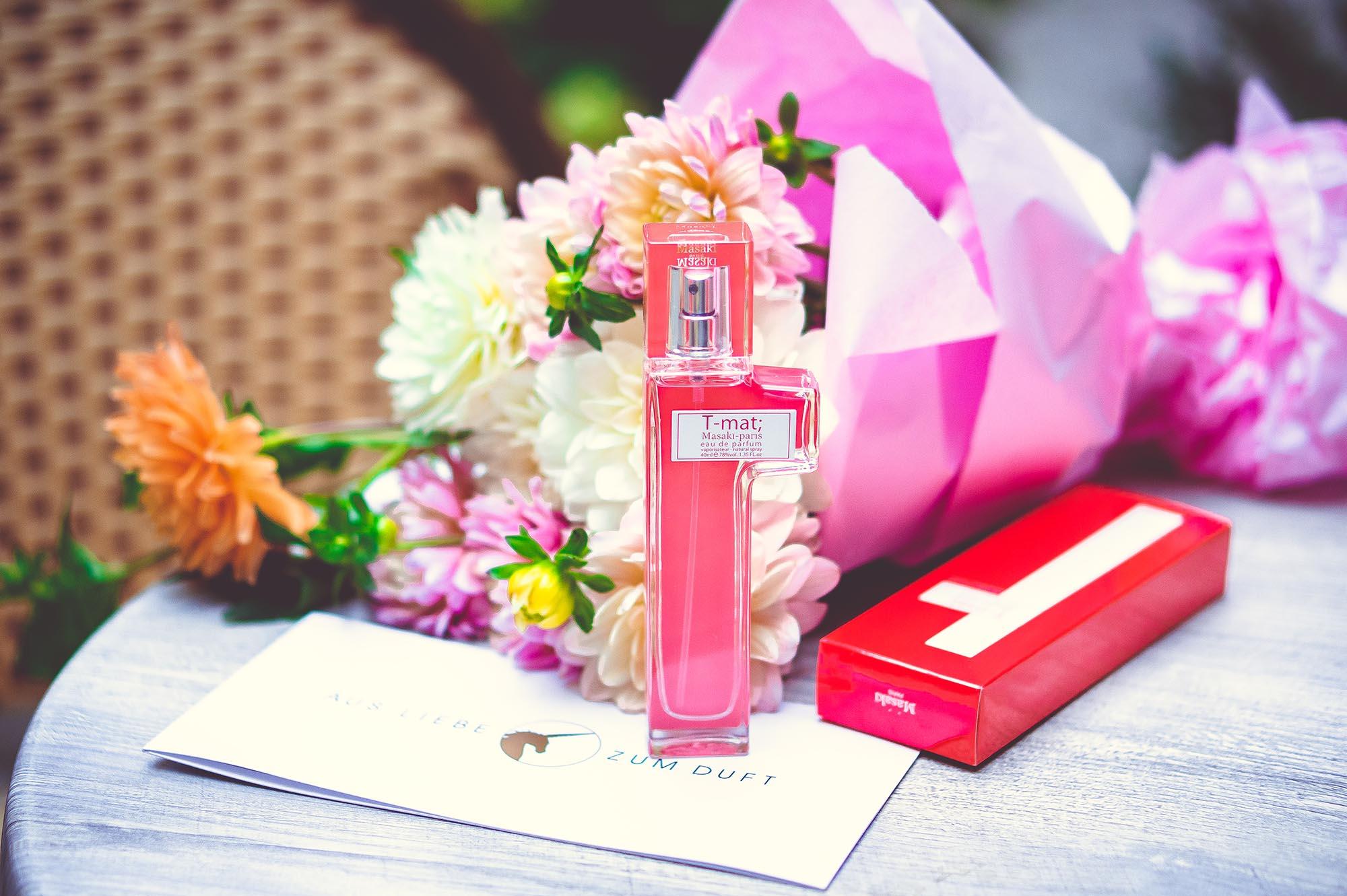 Masaki Matsushima T-mat; perfume fragrance duft Parfüm духи парфюм