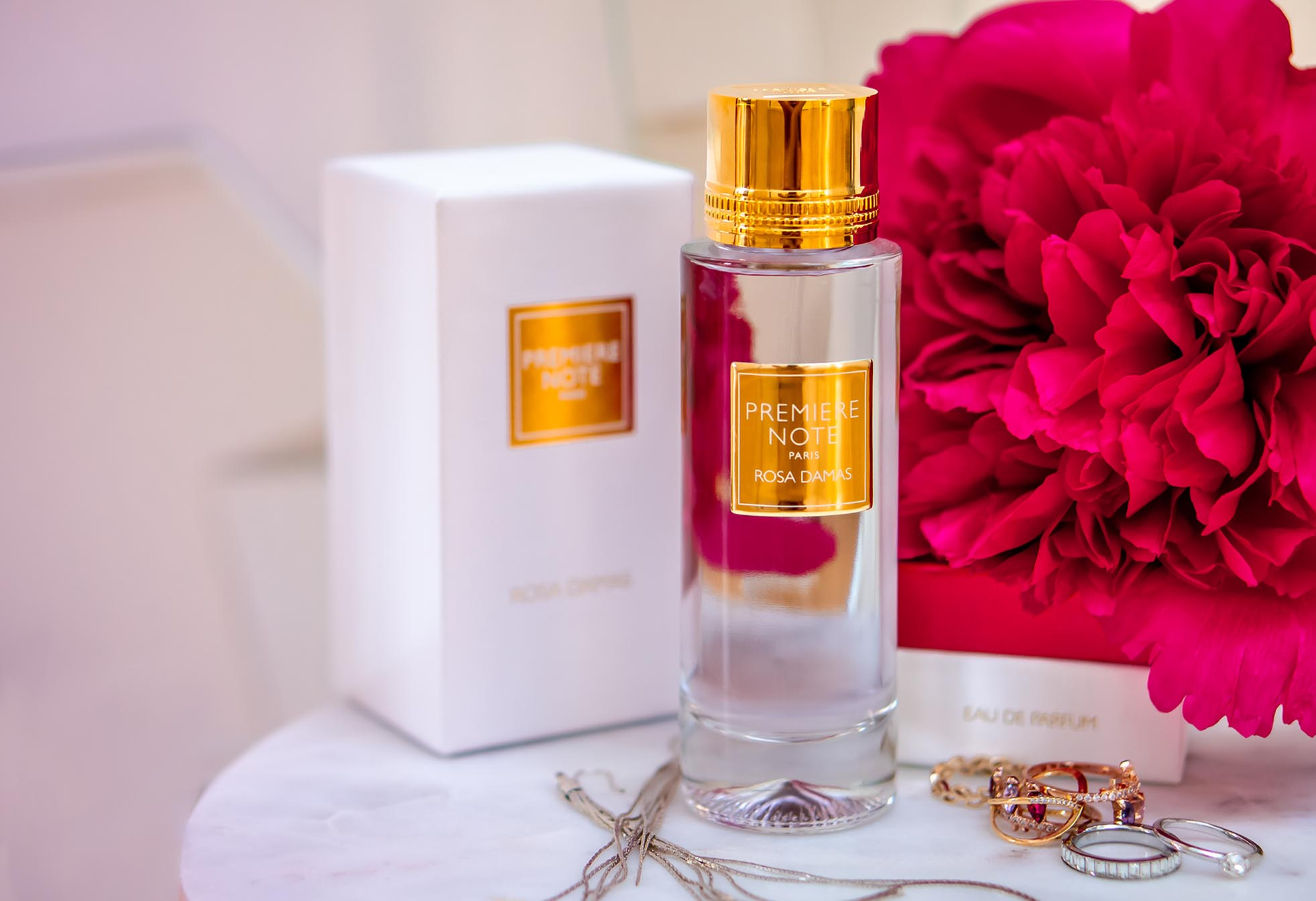 Premiere Note Rosa Damas perfume niche fragrance Duft Parfüm parfum парфюм