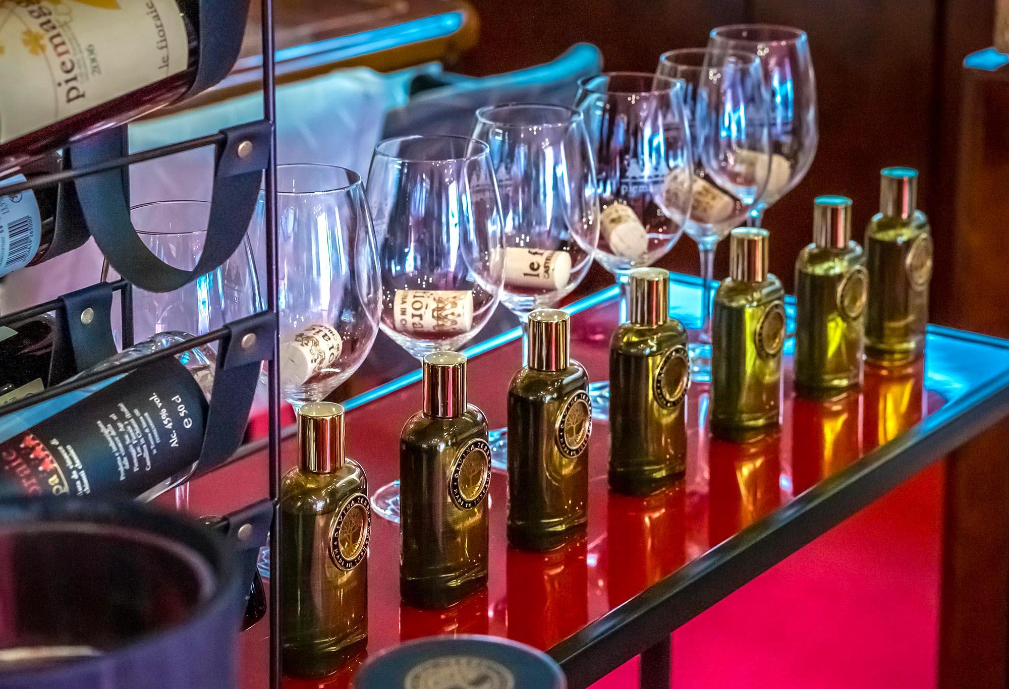 Итальянское вино, парфюмы и уход с русской душой: Piemaggio, Divina Terra & Divina Bellezza