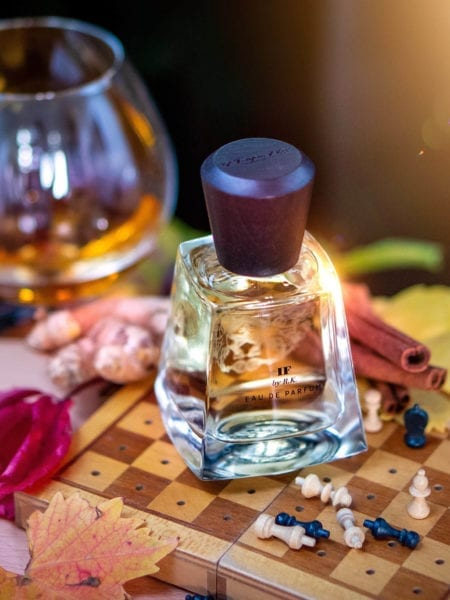 Cosmetiqua niche perfume calender 2020 Frapin If