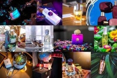 Cosmetiqua niche perfume calender 2020 fragrances Parfüm Nischenparfüm Duft парфюм нишевая парфюмерия