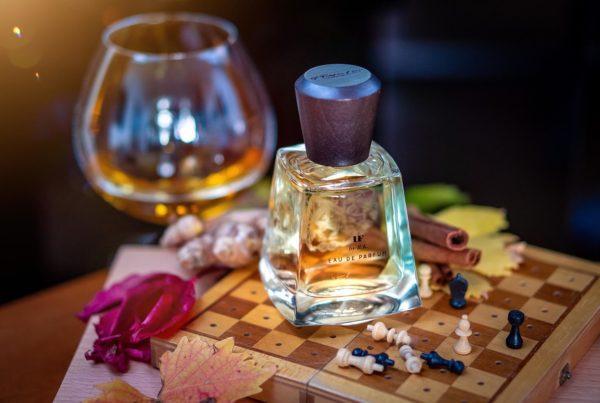 P. Frapin If by R.K. perfume niche fragrance Parfüm Duft Nischenparfüm нишевая парфюмерия духи