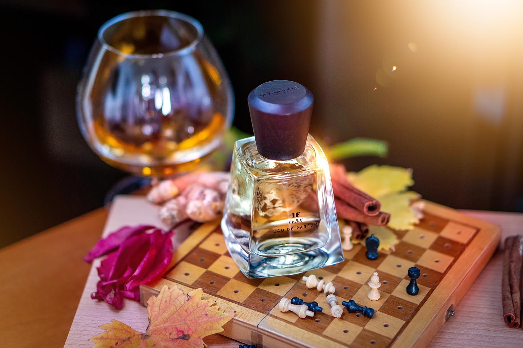 P. Frapin If by R.K. – парфюм к началу года