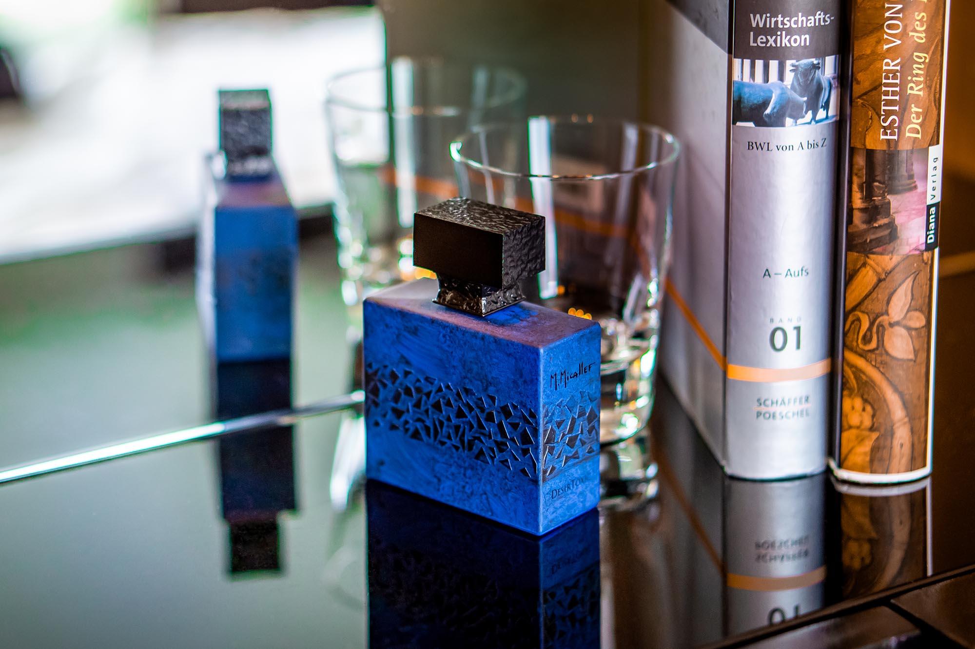 DesirToxic Micallef perfume niche fragrance Parfüm Duft Nischenparfüm нишевая парфюмерия
