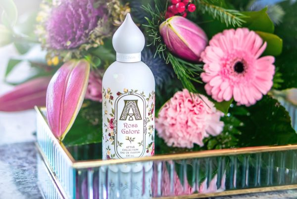 Attar Collection Rosa Galore perfume niche fragrance Parfüm Duft Nischenduft Rose парфюм духи роза нишевая парфюмерия