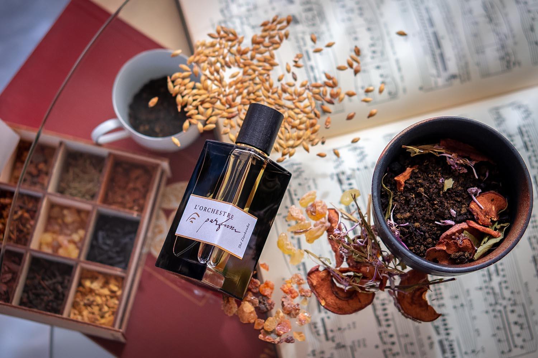 L'Orchestre Parfum The Darouka perfume niche fragrance Parfüm Nischenduft парфюм духи