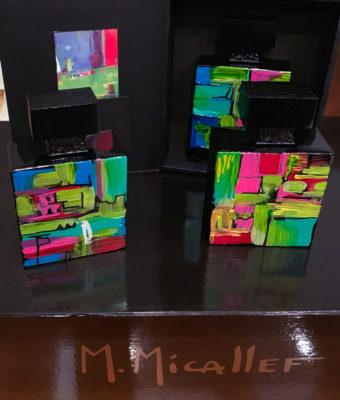 Martine Ruh Zadeh Art Collection 2020 Micallef perfume niche fragrance Duft Nischenparfüm парфюм