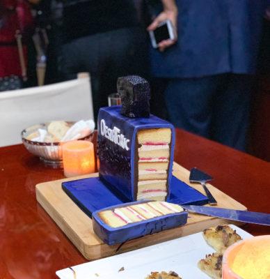 Micallef DesirToxic Cake Cannes TFWA 2019