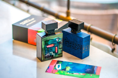 Micallef Art Collection Ruh Zadeh DesirToxic perfumes niche fragrance Duft Parfüm парфюм