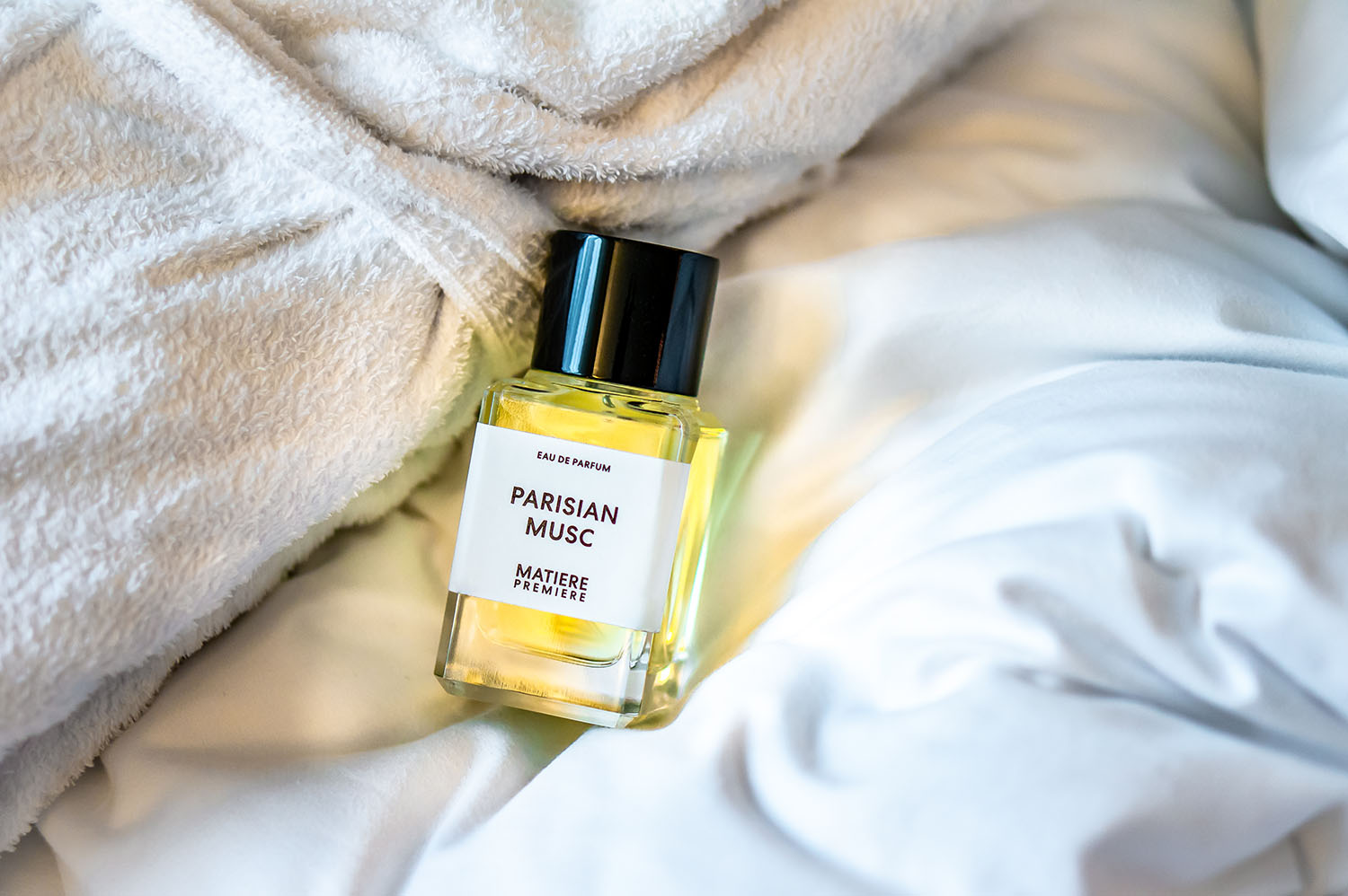 Smelling the good life: Parisian Musc from Matiere Premiere